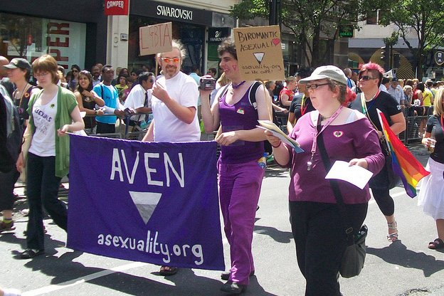Asexual visibility and education network images 3