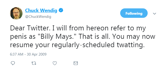 Chuck Wendig on Twitter penis 1.png