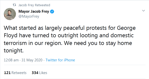Screenshot_2020-05-31 Mayor Jacob Frey on Twitter What started as largely peaceful protests fo...png