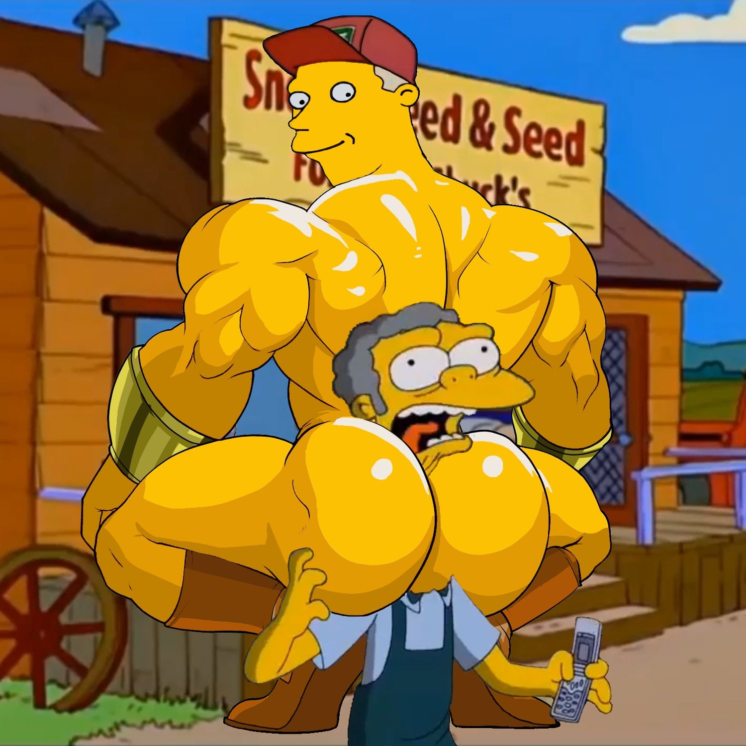 the current state of online simpsons discussion in the year of our lord 2020 ad.jpg